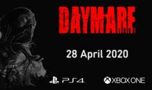 DAYMARE: 1998 – a thrilling third-person survival horror game will release on PlayStation 4 and Xbox One on 28 April 2020!!