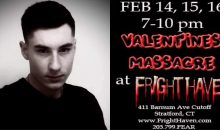 IT IS OFFICIAL! JOEY AMBROSINI IS COMING TO FRIGHT HAVEN!!
