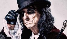 The Godfather of Shock Rock, Alice Cooper invites us into his home!!
