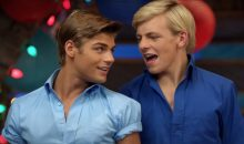 Garrett Clayton Gushes Over Working With Ross Lynch on 'Teen Beach' Movies!!