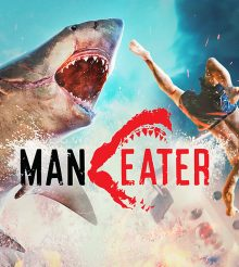 Maneater game lets you play as a shark where you eat men!!