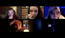 Shudder Invokes Quarantine Spirits With Remotely Filmed Horror Film 'Host'!!