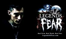 Joey Ambrosini returns to Legends of Fear this year alongside David Valle!!