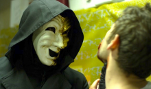 **OFFICIAL TRAILER** SUSPIRA meets SCREAM in THE LAST LAUGH – opens 9/15!!