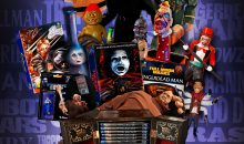 Charlie Band and Full Moon Pictures FREE HORROR GIVEAWAY with Gruemonkey!!