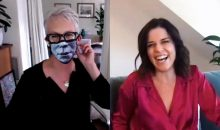 Horror Icons Jamie Lee Curtis and Neve Campbell Compare Notes on Their Reigns as Scream Queens!!
