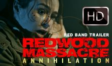 RELEASE DAY REMINDER : Danielle Harris in REDWOOD MASSACRE : ANNILHILATION!!