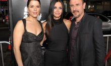 Neve Campbell is super 'excited' to reunite with Courteney Cox and David Arquette for Scream 5!!