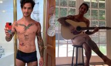 "Watch ""Teen Wolf's Tyler Posey STRIPS DOWN & Plays Guitar For Fans!"" on YouTube"