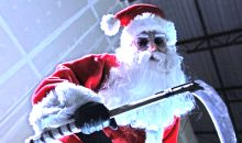 SLAYED, CHRISTMAS HORROR MOVIE TRAILER!!