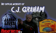 Gruemonkey interviews C.J. Graham (Jason Voorhees from Jason Lives)!!
