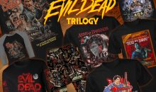 EVIL DEAD 40th Anniversary, NIGHTBREED & HOST Apparel from Fright-Rags!!