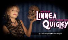 Grue Interviews Linnea Quigley The Scream Queen (Night of the Demons)!!